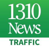 1310 NEWS Traffic icon