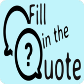 Fill in the Quote icon