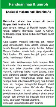 Tuntunan Haji Dan Umroh (New) screenshot 9