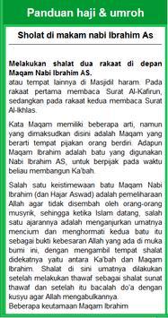 Tuntunan Haji Dan Umroh (New) screenshot 21
