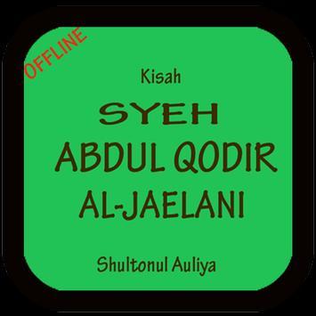 Syech Abdul Qodir Al Jaelani poster