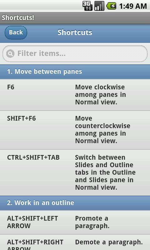 Keyboard Shortcuts APK Download