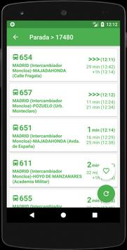Madrid Metro   Bus   Cercanias apk screenshot