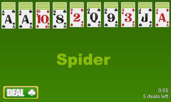 Solitaire Pack apk screenshot