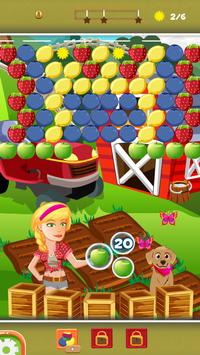 Garden Bubble Shooter apk screenshot