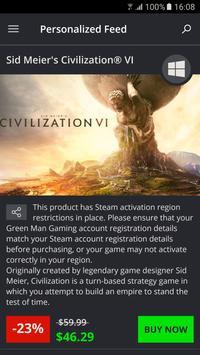Green Man Gaming screenshot 6