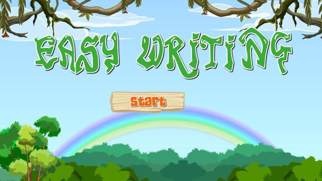 Easy Writing Free apk screenshot