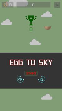 Egg To Fly poster