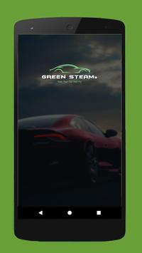 Green Steams Customers poster