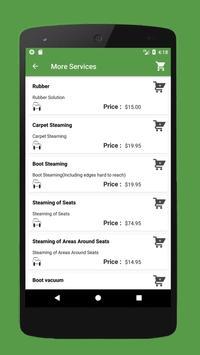 Green Steams Customers screenshot 2