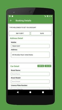 Green Steams Customers apk screenshot