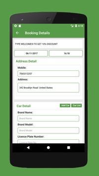 Green Steams Customers screenshot 4