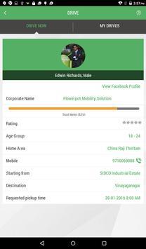 Green Pool: Instant Carpooling apk screenshot