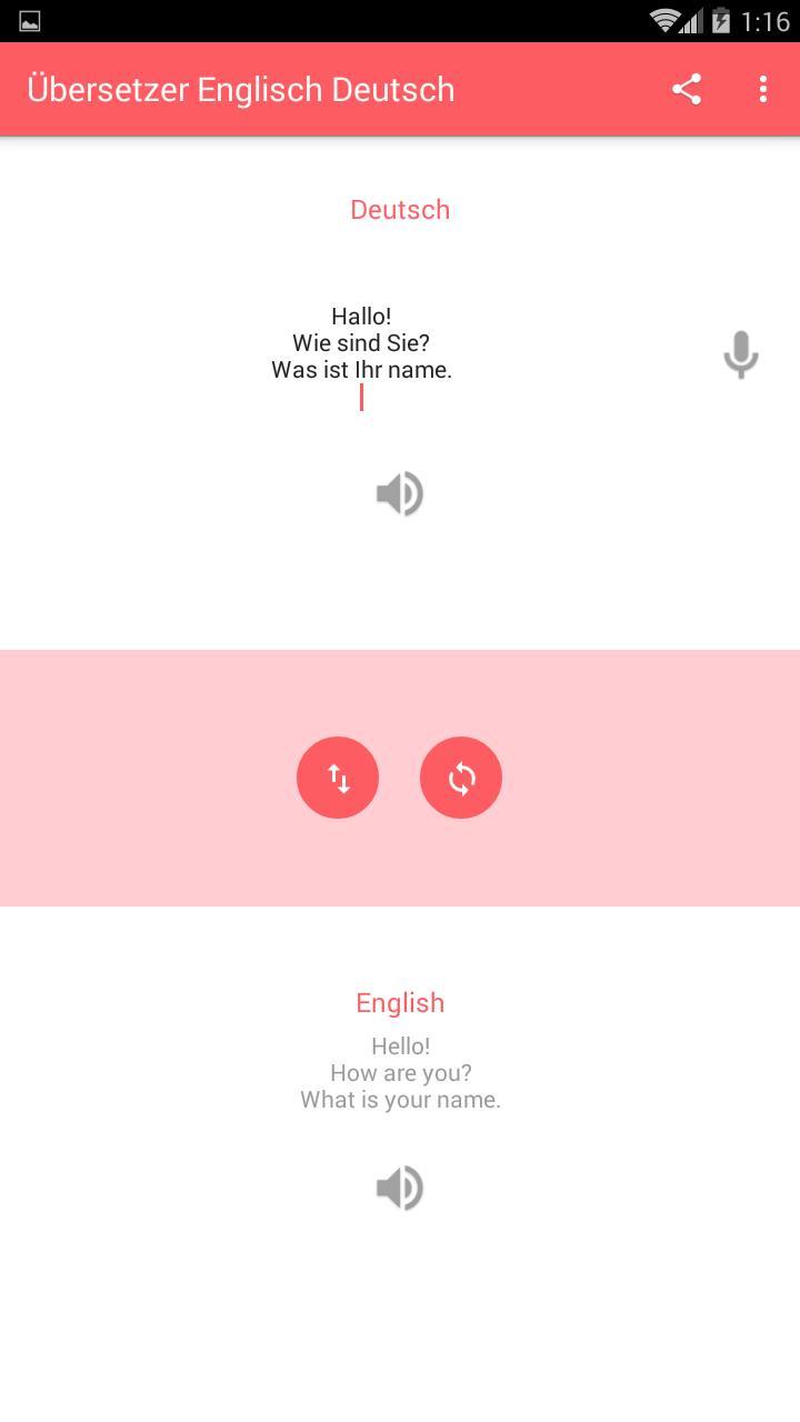 engl deutsch übersetzer