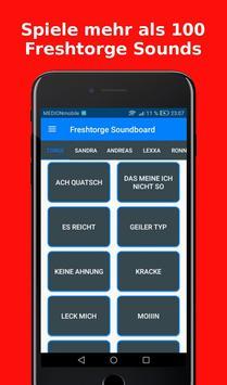 Freshtorge Soundboard poster