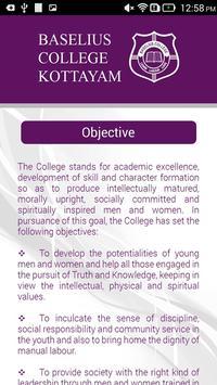 Baselius College screenshot 7