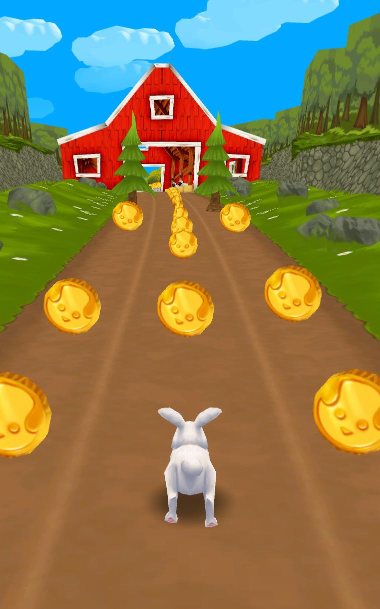Pets Runner Game - Farm Simulator for Android - APK Download