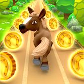 Pony Racing 3D icon