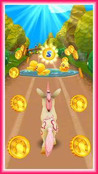 Unicorn Runner 3D - Horse Run poster