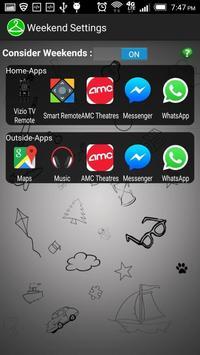 App Hanger - Widget apk screenshot