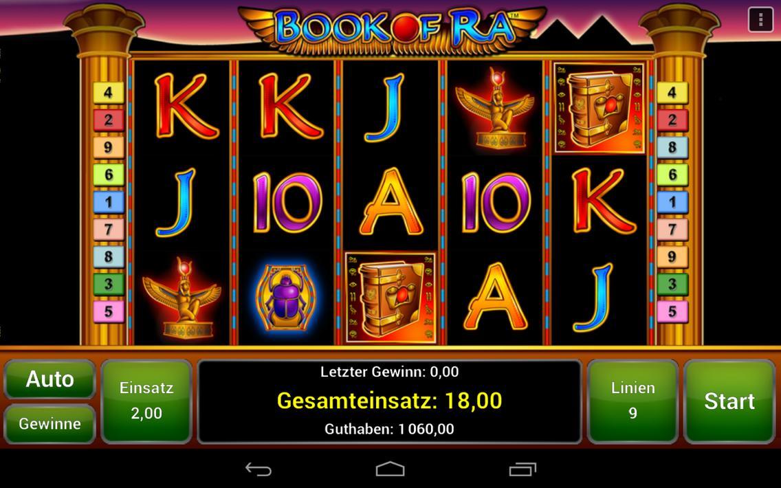 Novo App Book Of Ra Android Kostenlos