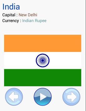 Atlas Flags Interactive - Asia apk screenshot