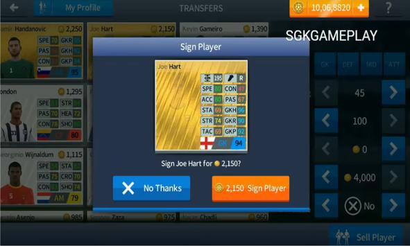 Hard Dream League Soccer2017 Quiz screenshot 4