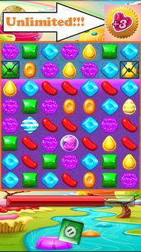 Candy Xmod Crush bonus Life screenshot 3