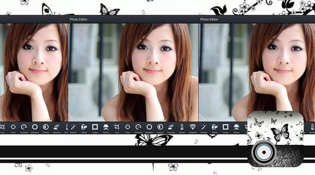 Photo Editor Cymera apk screenshot