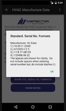 Inspection HVAC Calculator screenshot 3