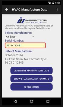 Inspection HVAC Calculator screenshot 4