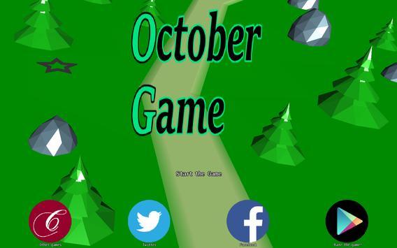 OctoberGame apk screenshot