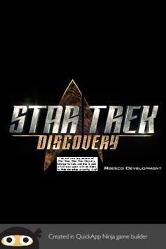 Star Trek Discovery Quiz Poster