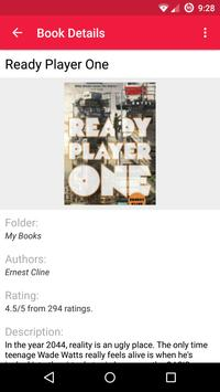 To Read – Reading List apk screenshot