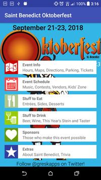 St  Benedict Oktoberfest - Richmond, VA for Android - APK