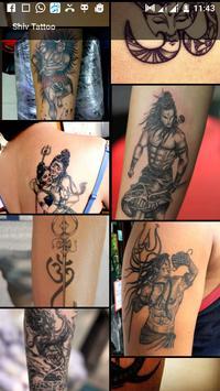 Shiv Tattoo Design apk screenshot