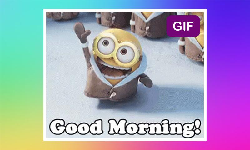 Good Morning Gif Animation For Android Apk Download