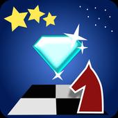Xcavate: Chess Treasure Hunt icon