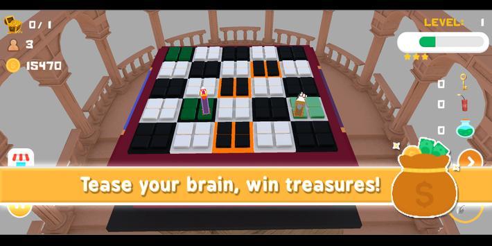 Xcavate: Chess Treasure Hunt poster