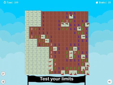 Minesweeper Puzzle HD screenshot 1