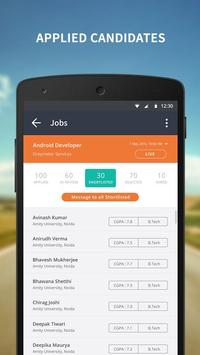 Recruitment App for Employers screenshot 4