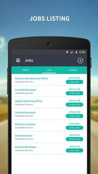 Recruitment App for Employers screenshot 3