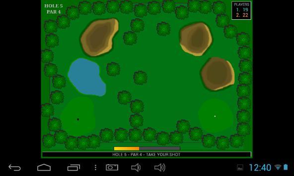 Mini Golf II apk screenshot