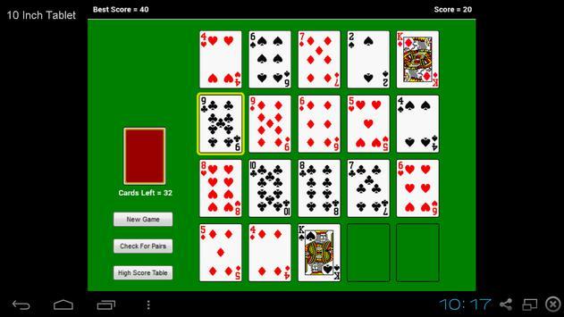 Monte Carlo Solitaire apk screenshot