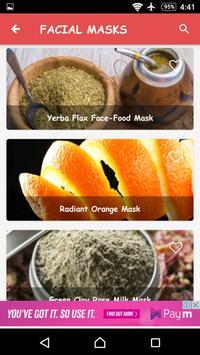 Organic Skin Care & Beauty Care: Homemade Remedies screenshot 2