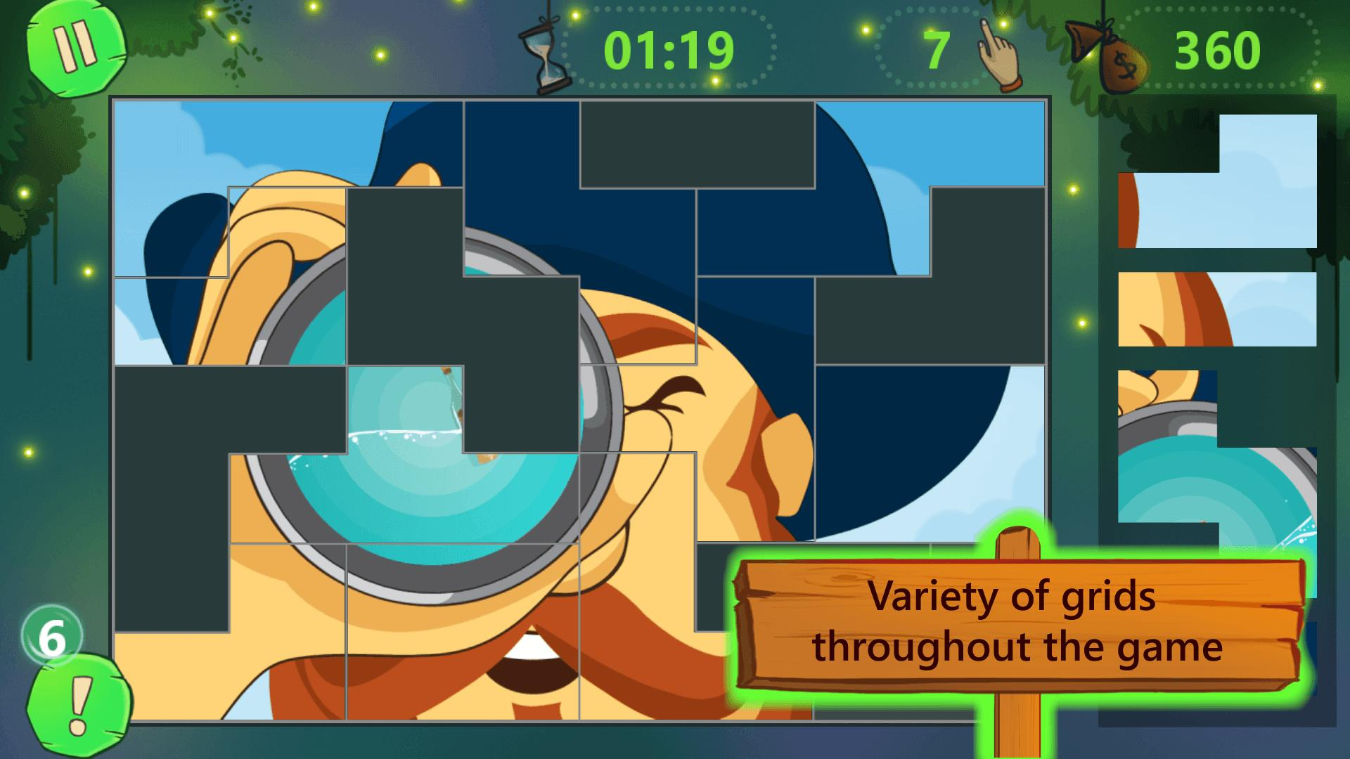 Free Jigsaw Puzzle Challenging Cool Puzzle Games For Android Apk Download