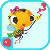 Kids Preschool Numbers and Maths Montessori Games icon