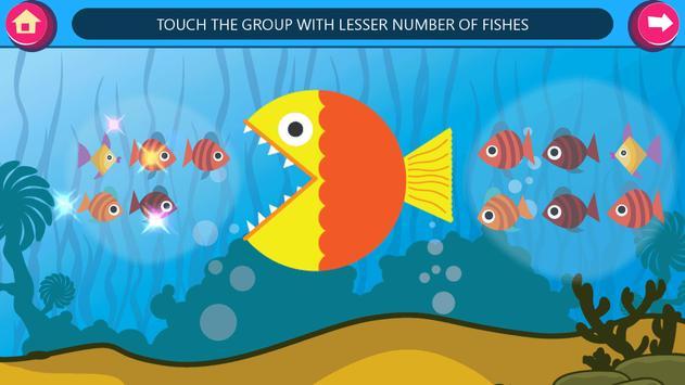 Kids Preschool Learning Numbers & Maths Games screenshot 14