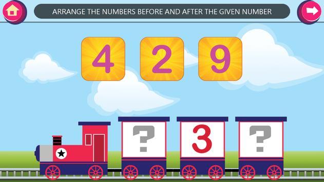 Kids Preschool Learning Numbers & Maths Games screenshot 19