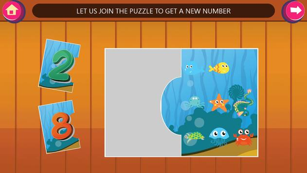 Kids Preschool Learning Numbers & Maths Games screenshot 20
